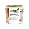 OSMO Dekorwachs Transparent High Solid Цветные прозрачные масла для древесины
