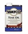 Watco Teak Oil Finish Масло тиковое защитное