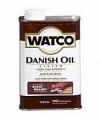WATCO DANISH OIL Датское тонирующее защитное масло